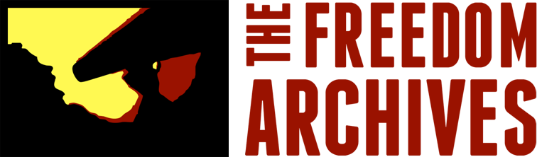 The Freedom Archives Logo
